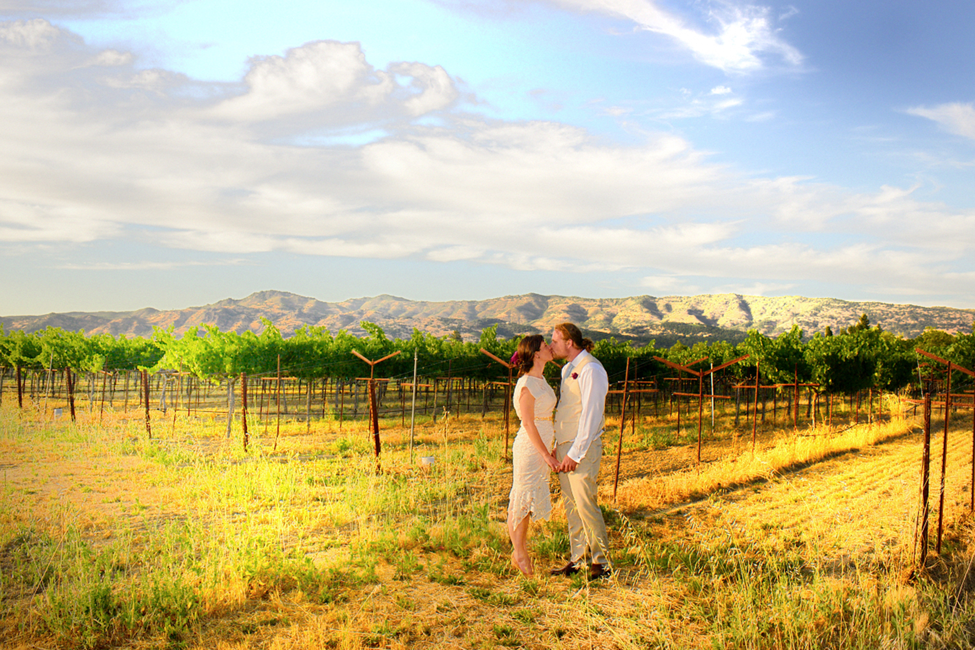 Elopement San Francisco, Bay Area, Napa Valley Wedding Photographer